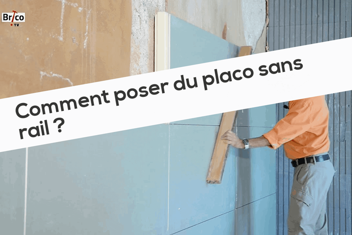 100 Fantastique Suggestions Fixer Rail Plafond Sans Percer