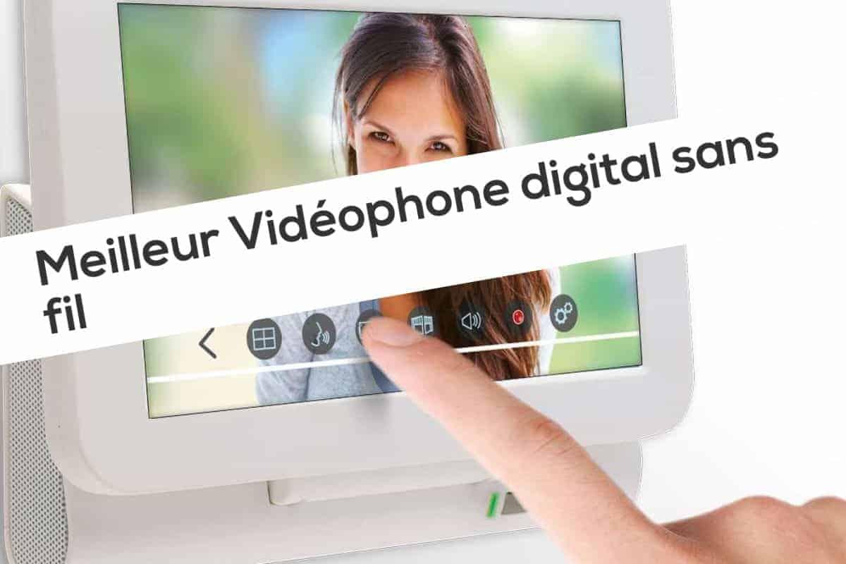 Meilleur Vidéophone digital sans fil