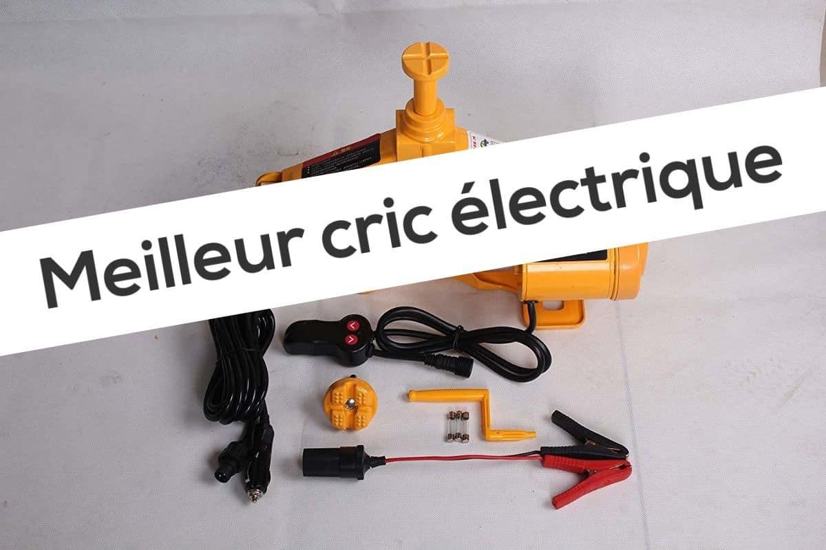 Meilleur cric électrique